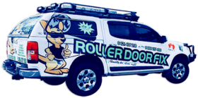 Roller Door Fix Vehicle