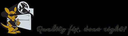 Roller Door Fix Logo